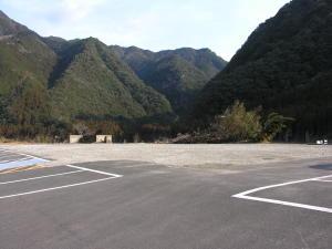 道の駅瀞峡街道 熊野川